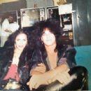 Nikki Sixx  & Vanity - 454 x 340