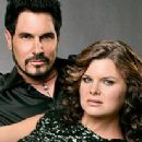 Heather Tom and Don Diamont