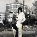 Ron Wood and Krissy Wood - 454 x 519