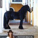 Nora Salinas - Hombre Magazine Pictorial [Mexico] (February 2013) - 454 x 600