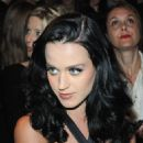 Katy Perry - Jean Paul Gaultier Pret A Porter Show In Paris, October 3 2009
