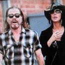 Ron Zimmerman and Cher - 454 x 809