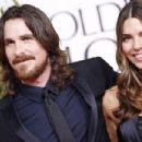 Christian Bale - 2011 Golden Globe Awards