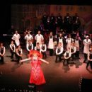 "Sally Sruthers in ""Hello,Dolly!"""