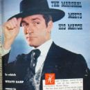 Hugh O'Brian - TV Guide Magazine Pictorial [United States] (2 August 1958) - 454 x 639