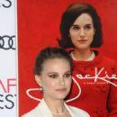 Natalie Portman : AFI FEST 2016 - Centerpiece Gala - Screening Of Fox Searchlight Pictures's 'Jackie' - 400 x 600