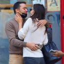 Katie Holmes and Emilio Vitolo Jr. – Pictured outside his restaurant in NYC
