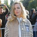 Melissa George – Hermes Fashion Show in Paris - 454 x 681