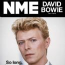 David Bowie - NME Magazine Cover [United Kingdom] (15 January 2016)
