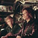 (Left to right) Aaron Eckhart as Josh and Hilary Swank as Beck