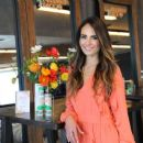 Jordana Brewster – Zyrtec and Create and Cultivate at a Panel to talk Allergy Face in NY - 454 x 373