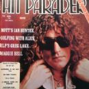 Hit Parader Magazine Cover [United States] (August 1974)