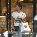 Taylor Hill – out in West Hollywood