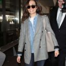 Emmy Rossum – Arriving at LAX Airport in LA - 454 x 717