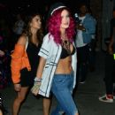 Bella Thorne – Adidas and The Manchester United Squad Present Unmissable in Hollywood