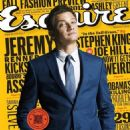 "With his new movie ""The Bourne Legacy"" set to hit theaters on August 10th, Jeremy Renner upped his exposure by taking over the cover of the August 2012 issue of Esquire magazine"