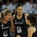 Triple threat: Irene van Dyk, Maria Tutaia and Temepara George - 300 x 225