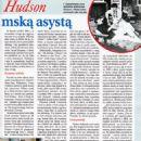Rock Hudson - Retro Magazine Pictorial [Poland] (September 2019) - 454 x 642