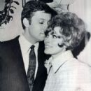 Jack Jones and Jill St. John