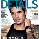 John Mayer Details Magazine December 2009