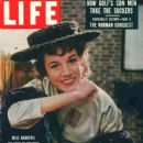 Julie Andrews -- Life Magazine -- My Fair Lady - 454 x 625