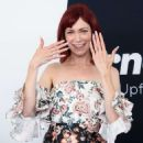 Carrie Preston – Turner Upfront Presentation in New York - 454 x 529