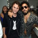 Lenny Kravitz-December 2, 2015-Chrome Hearts Celebrates Art Basel with Laduree & Sean Kelly and a Live Performance by Abstrakto