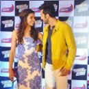 Ranbir Kapoor and Deepika Padukone : Close-up press conference to promote the the upcoming film 'Yeh Jawaani Hai Deewani' - 454 x 752