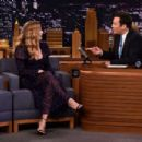 Amy Adams – Visits 'The Tonight Show Starring Jimmy Fallon' in NY