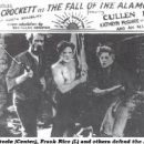 Davy Crockett at the Fall of the Alamo