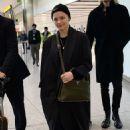 Chloe Moretz – Arrives at Heathrow Airport in London