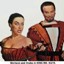 Kiss Me, Kate Original 1948 Broadway Cast Starring Alfred Drake and Patricia Morison - 350 x 354