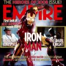 Robert Downey Jr. - Empire Magazine Cover [United Kingdom] (September 2007)