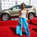 Regina King arrives at the 2012 BET Awards at The Shrine Auditorium on July 1, 2012 in Los Angeles - 454 x 363