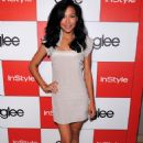 Naya Rivera - InStyle And 20 Century Fox's Party Celebrating Glee's 4 Golden Globe Nominations Held At The Sunset Tower Hotel On January 9, 2010 In West Hollywood, California