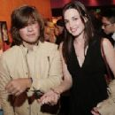 Zac Hanson and Kathryn Tucker - 320 x 213