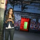 Chloe Bennet as Daisy Johnson/Skye/ Quake in Agents of S.H.I.E.L.D.