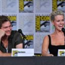 Alice Eve – Marvel's 'Iron Fist' Panel at 2018 Comic-Con in San Diego - 454 x 305
