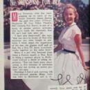 Mona Freeman - TV Guide Magazine Pictorial [United States] (20 April 1957) - 454 x 663