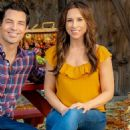 Lacey Chabert in Fall Harvest Preview Special  (2018) - 454 x 881