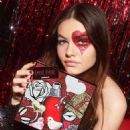 Thylane Blondeau – Cacharel Parfums' Glitter Parade Holiday Campaign 2019