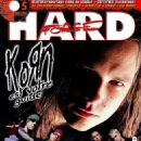 Jonathan Davis - Hard Force Magazine Cover [France] (August 1998)