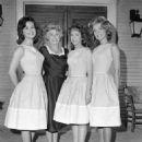 Linda Henning, Meredith MacRae, Lori Saunders - 454 x 575