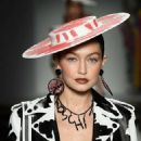 Gigi Hadid – Moschino Runway Show in Milan