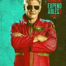 Harrison Ford as Drummer in  The Expendables 3