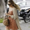 Lauren Conrad: Out and about in Los Angeles