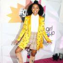 Yara Shahidi – Girl Up's Inaugural #GirlHero Awards Luncheon in Beverly Hills - 454 x 604