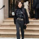 Camilla Belle – Leaving the Ralph Lauren Show in NYC - 454 x 596