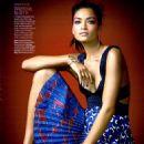 Shanina Shaik Cosmopolitan Magazine February 2015