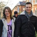 Harry Judd and Izzy Johnston - 313 x 320